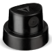Caps - Caps05 Molotow super skinny Black-Black